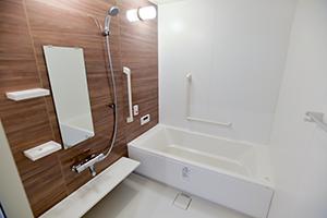 住宅リフト浴室